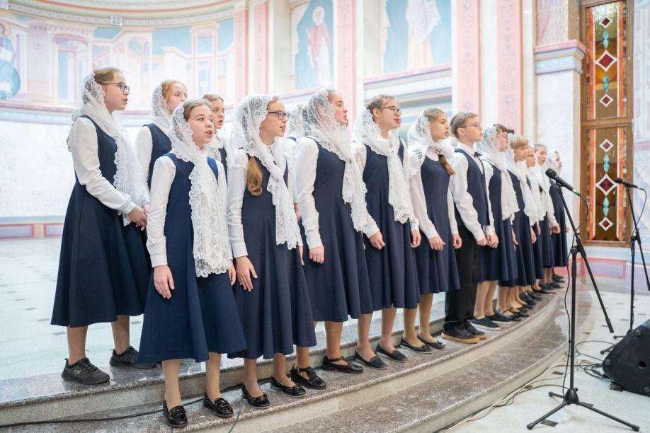 """III региональный фестиваль-конкурс духовной хоровой музыки """"Божий глас""""!"""