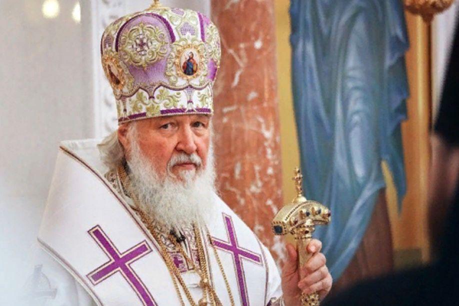 Святейший Патриарх Кирилл освятил Софийский собор в Самаре