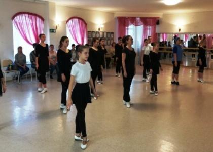Состоялся первый семинар-практикум для педагогов вокально-хоровых и хореографических объединений.