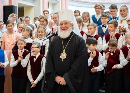Концерт творческих коллективов Самарской Епархии в Софийском соборе